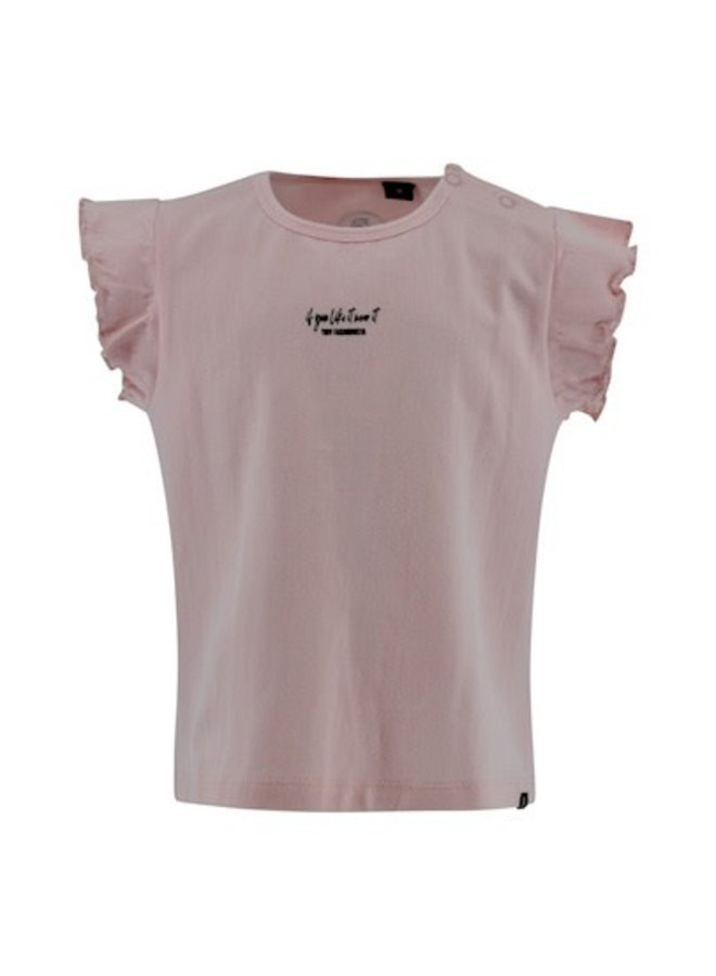 T-shirt Felicia - Soft Pink