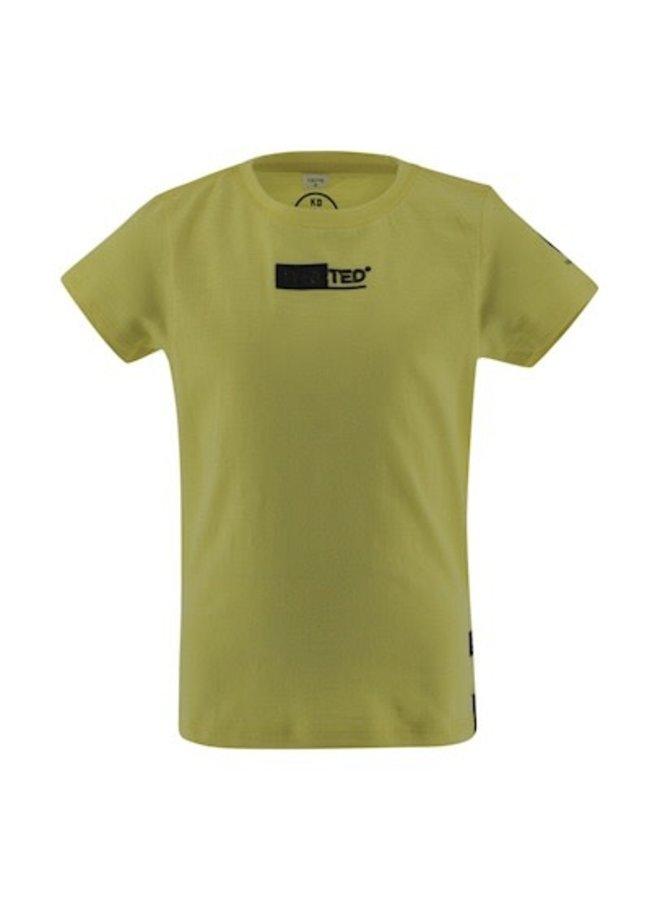 T-shirt Ross - Lemon