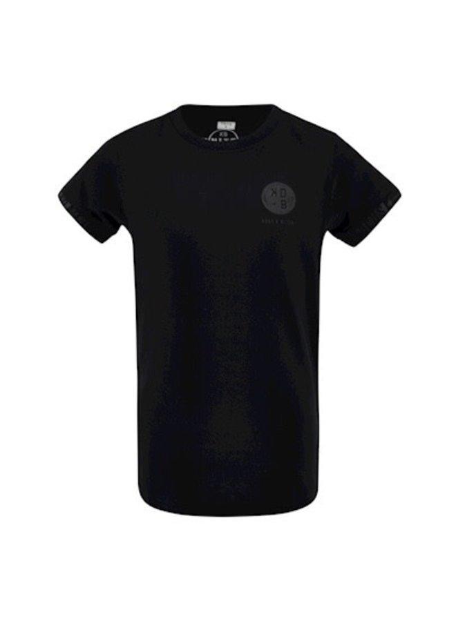 T-shirt Theo - Zwart