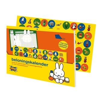 Imagebooks Factory B.V. Nijntje Beloningskalender + stickers