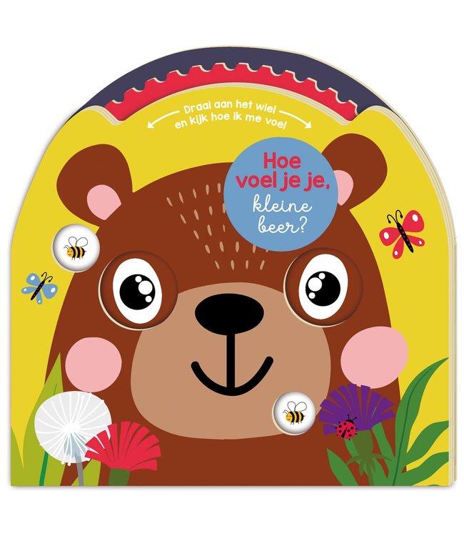 Imagebooks Factory B.V. Hoe voel je je, kleine beer?