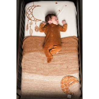 Witlof voor kids Tuck-Inn® wieg/Maxi-Cosi deken