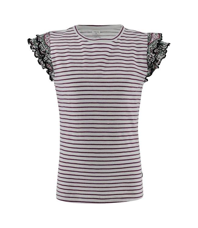 Kiddo T-shirt Lissy - streep