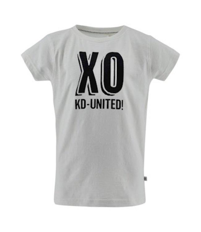 Kiddo T-shirt Manou - White