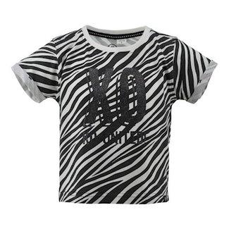 Kiddo T-shirt Els - streep