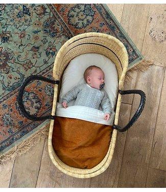 Witlof voor kids Tuck-Inn® wieg/Maxi-Cosi deken Corduroy