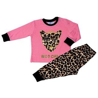 Frogs and Dogs Pyjama Wild Child roze