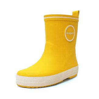 Druppies fashion boot hardgeel