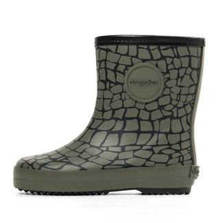 Druppies nature boot crocodile