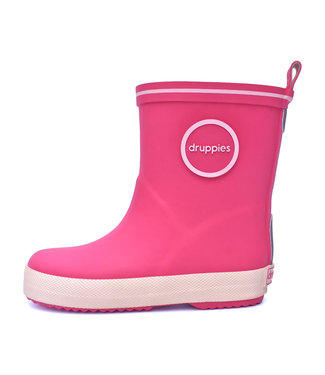 Druppies fashion boot lichtroze