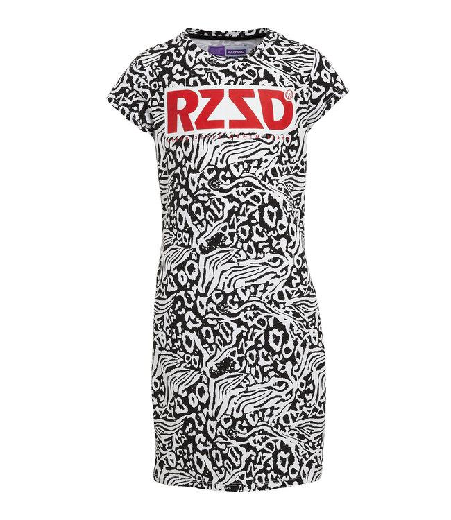 Raizzed Jurk Malaga - Real White