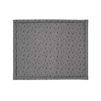 Jollein Boxkleed Spot 75x95cm - Storm Grey