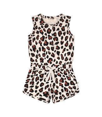 Your Wishes Jumpsuit Leopard