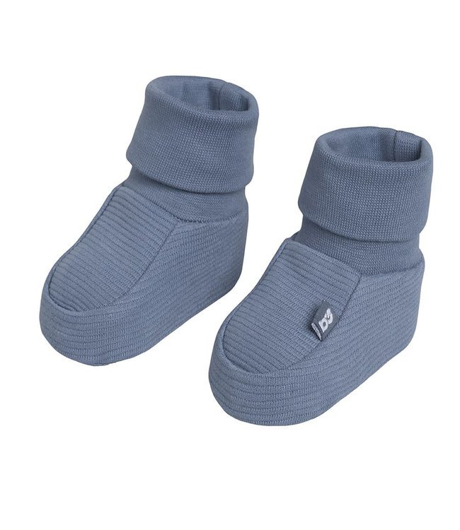 Baby's Only Booties Vintage Blue