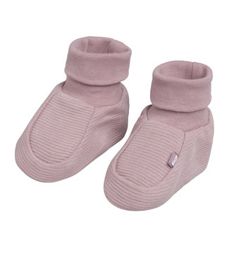 Baby's Only Booties Pure Old Pink