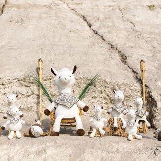Les Déglingos Big Simply Muchachos the llama