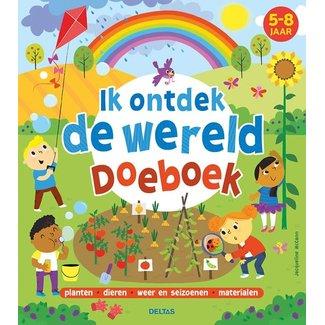 Uitgeverij Deltas Ik ontdek de wereld doeboek