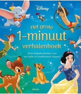 Uitgeverij Deltas Disney het grote 1-minuut verhalenboek