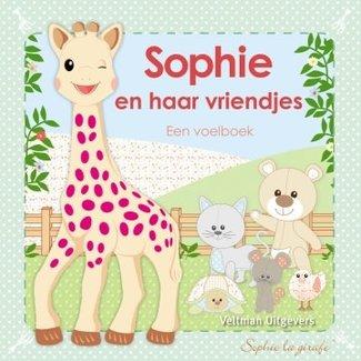Sophie de Giraf Sophie de Giraf voelboekje: Sophie en haar vriendjes