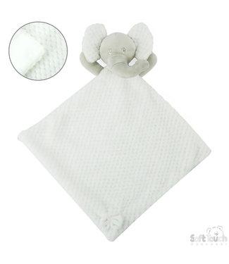 Soft Touch Tutdoek olifant