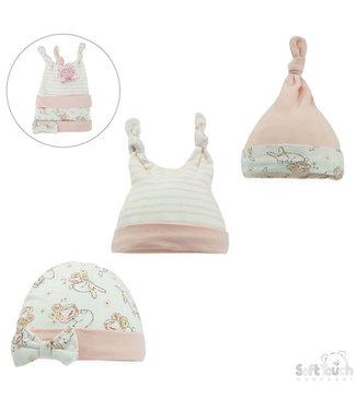 "Soft Touch Mutsje set "" Bunny """