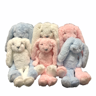 "Soft Touch Knuffel konijn pluche ""S"" 30 cm"