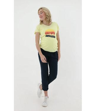 Love2Wait Shirt Elastic Sunkissed - Yellow