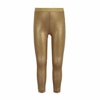 Lovestation Legging Full Length - Gold