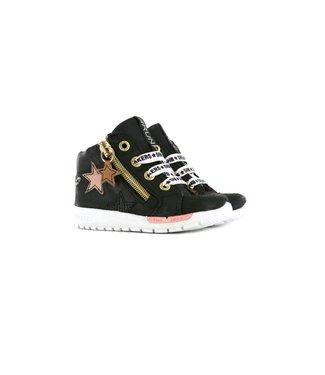 Shoesme Sneaker black stars