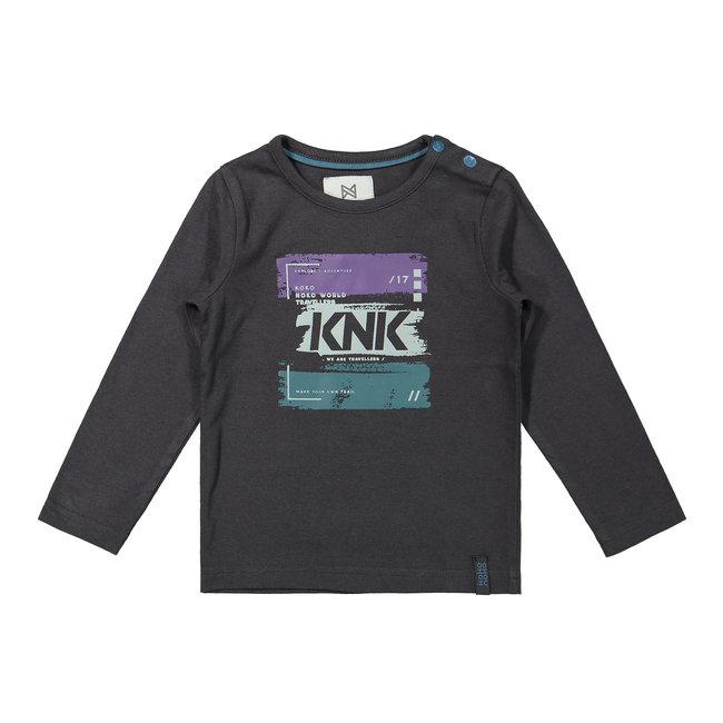Koko Noko Longsleeve - Dark Grey
