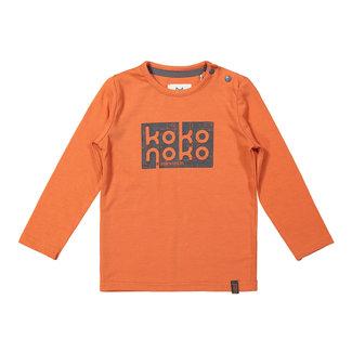 Koko Noko Longsleeve - Faded Orange