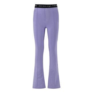 Kiddo Flairpijp Pants Thea - Soft Violet