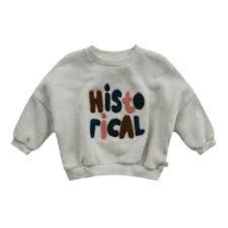 Your Wishes Baby sweater  Nio - Chalk