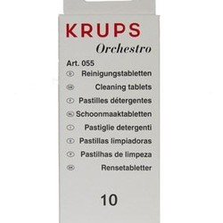 KRUPS F055 Cleaning Tablets (10 pcs)