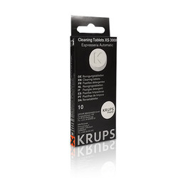 KRUPS XS3000 Cleaning Tablets (10 pcs)