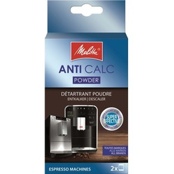 MELITTA AntiCalc Powder for Espresso Machines (2 pcs)