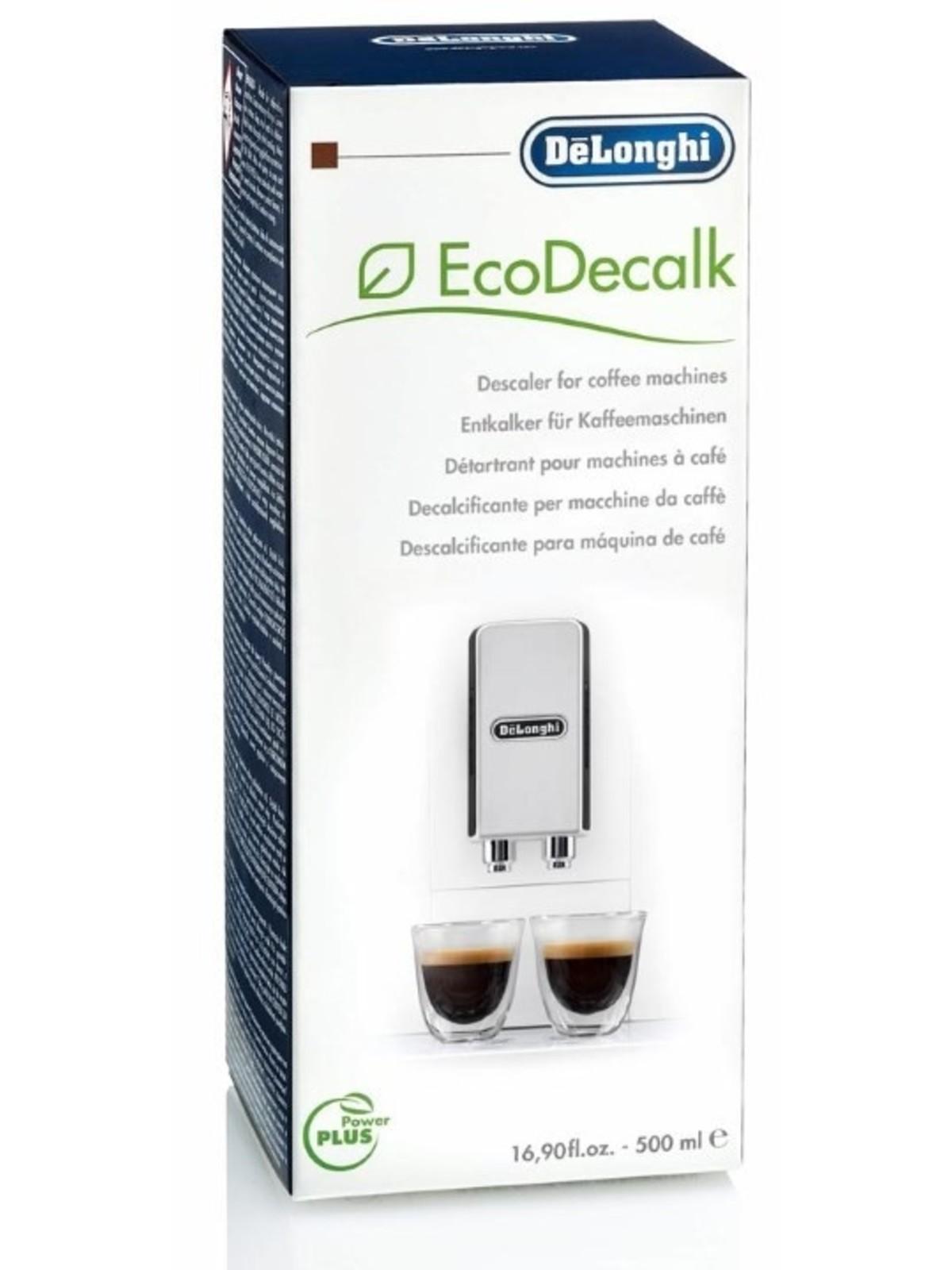 DELONGHI Descaler EcoDecalk DLSC500 Bottle 500ml (Pack of 1)
