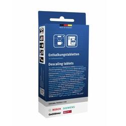 SIEMENS BOSCH 2in1 Descaling Tablets (3 pcs)