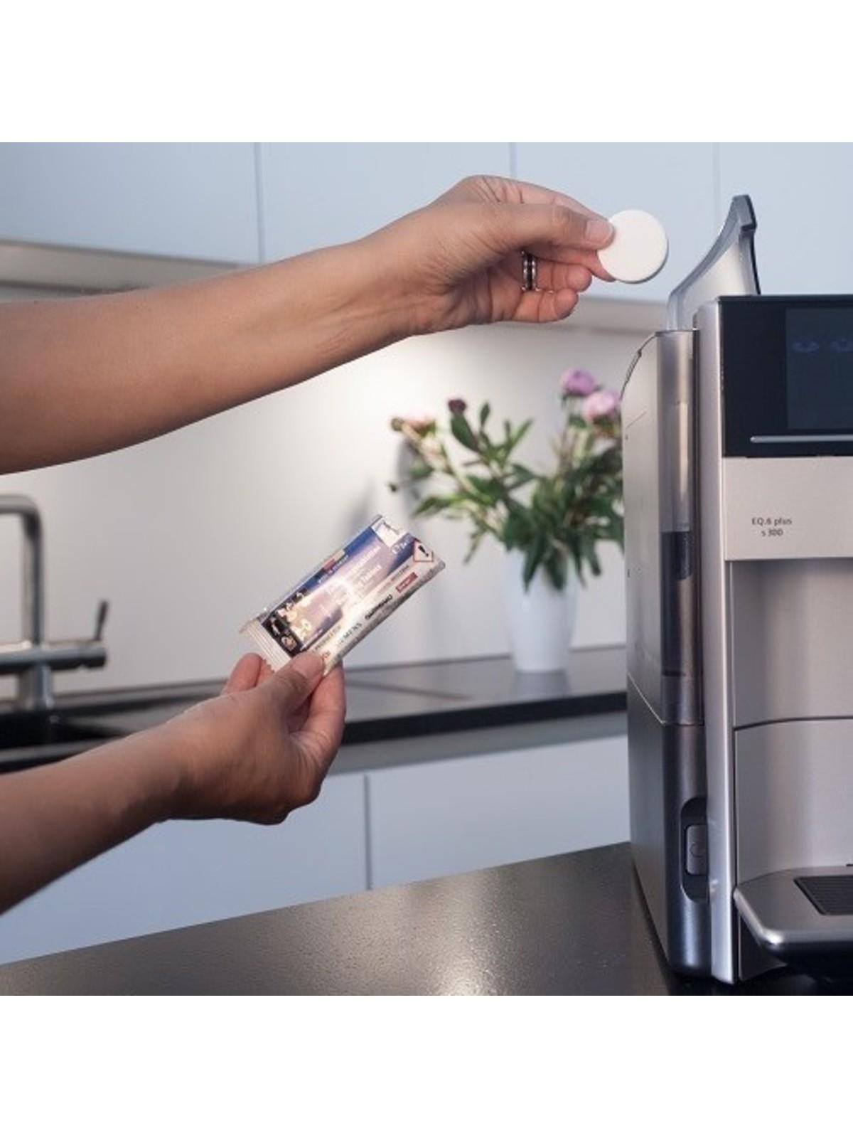 ECCELLENTE Coffee Machine Descaling Tablets for Bosch (6 pcs)