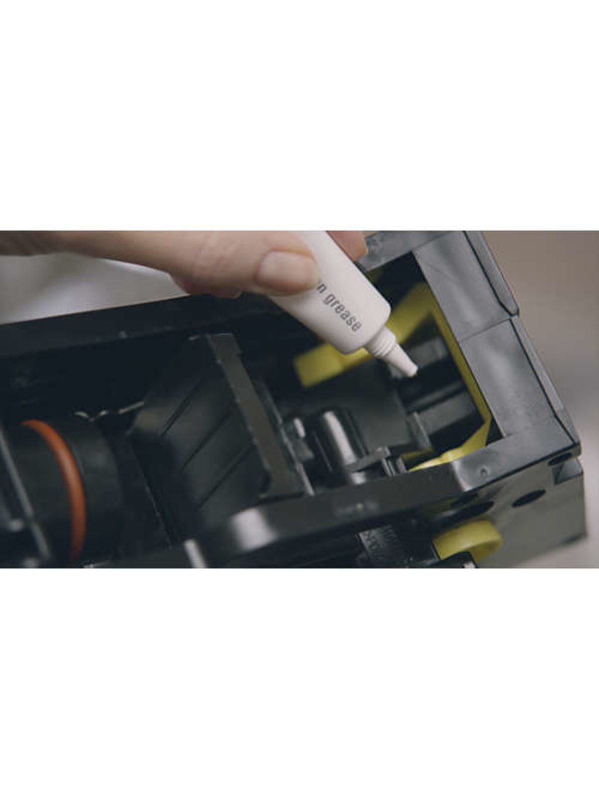 ECCELLENTE Lubricating Grease & O-rings - Philips Saeco
