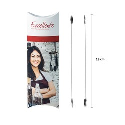 ECCELLENTE Cleaning Brush for Milk tube and Spout - 1+1 Free