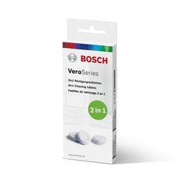 BOSCH Vero Series - 2in1 Cleaning Tablets TCZ8001A
