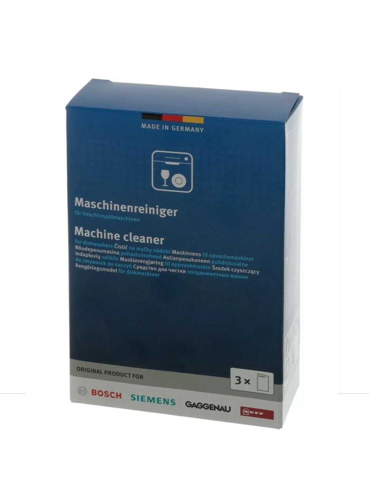 SIEMENS - BOSCH Krachtige Reiniger voor Vaatwasmachine