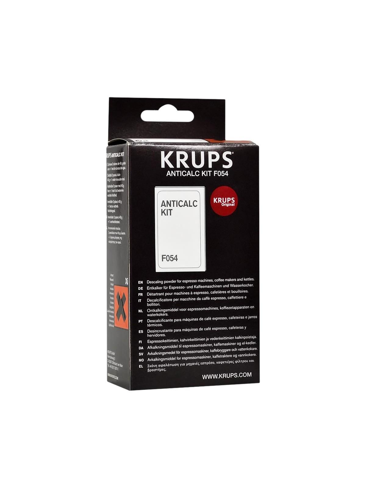 KRUPS Ontkalking F054