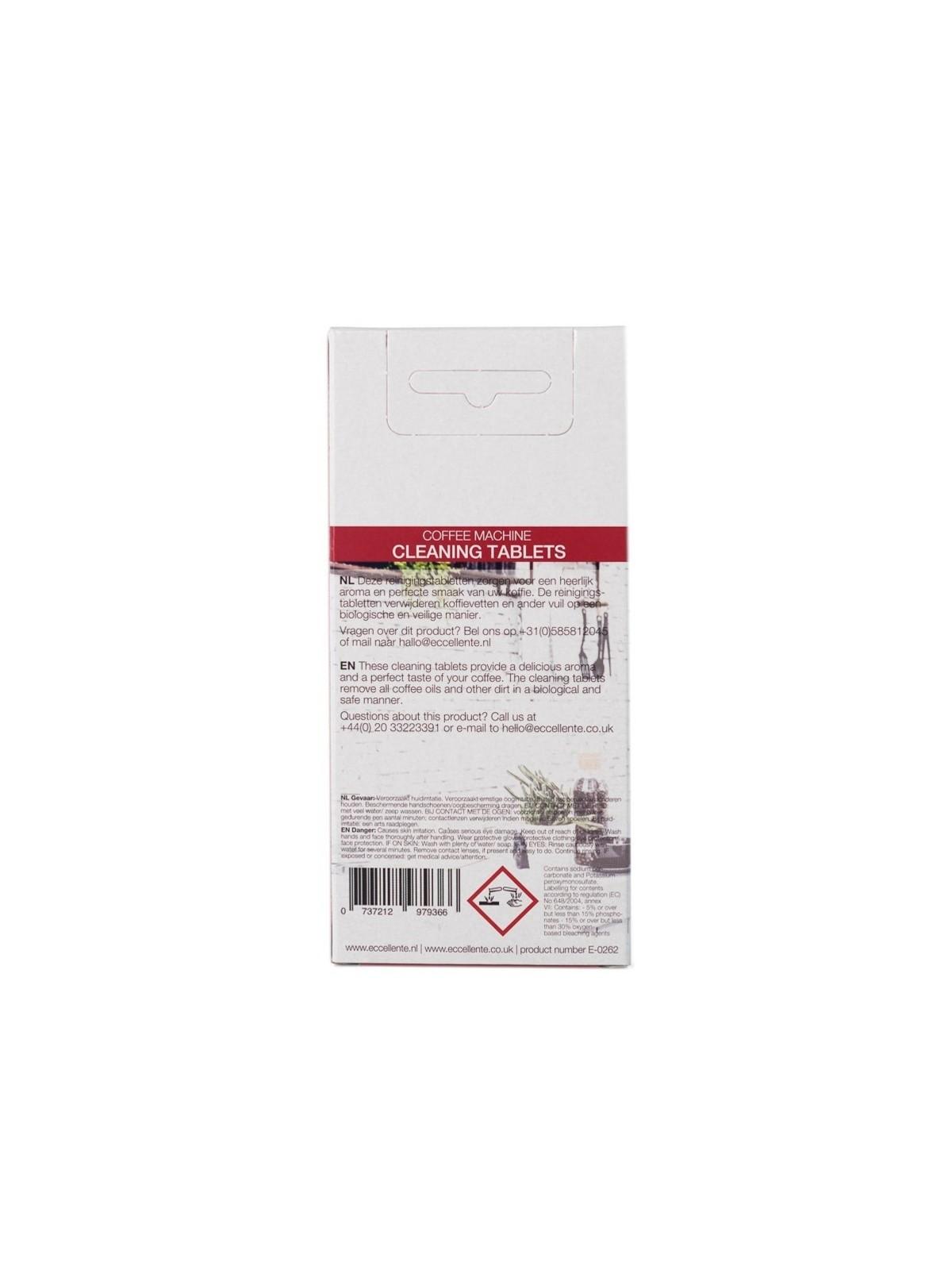 ECCELLENTE Reinigingstabletten voor Bosch - 10 stuks