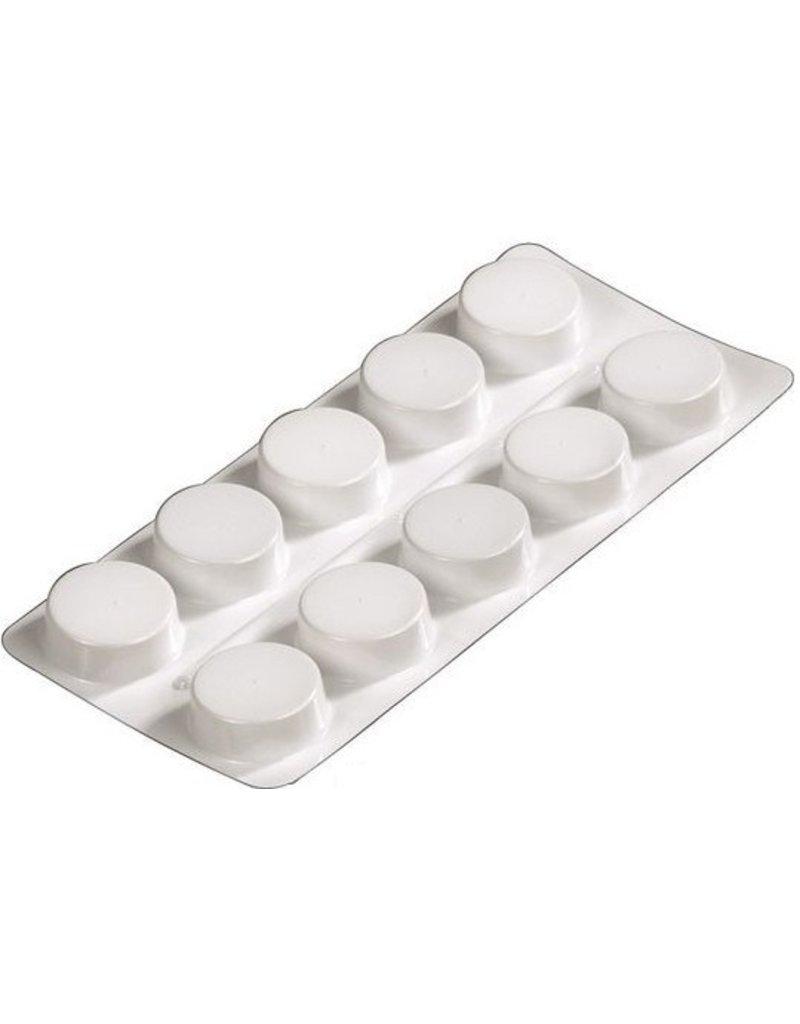 ECCELLENTE Reinigingstabletten voor Miele - 10 stuks