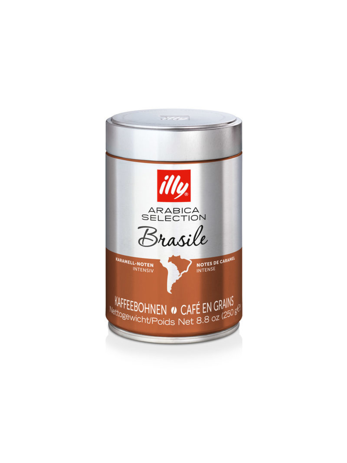 ILLY Koffiebonen MonoArabica Brasile - 250gram
