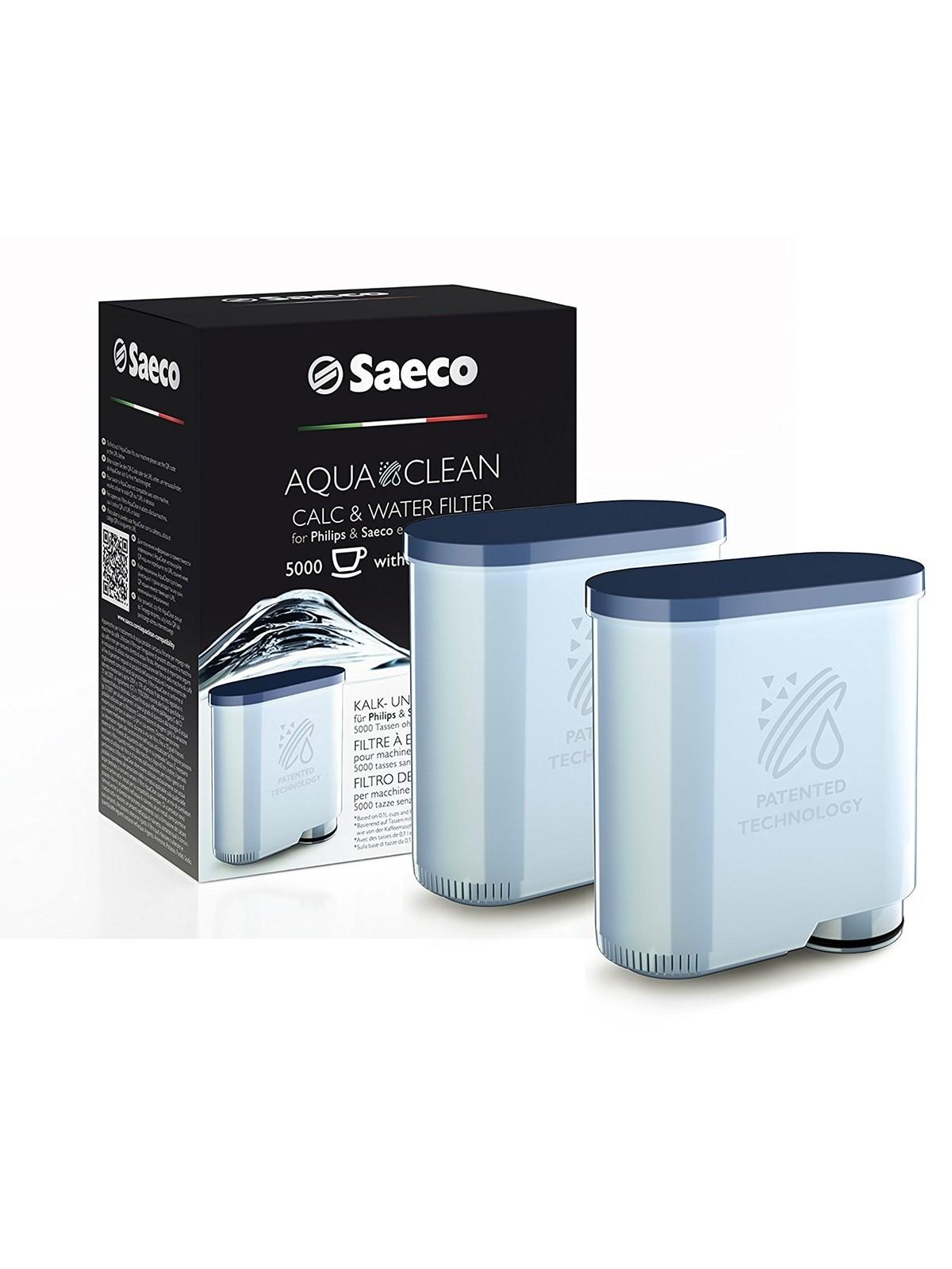 SAECO AquaClean Waterfilter - 2 stuks