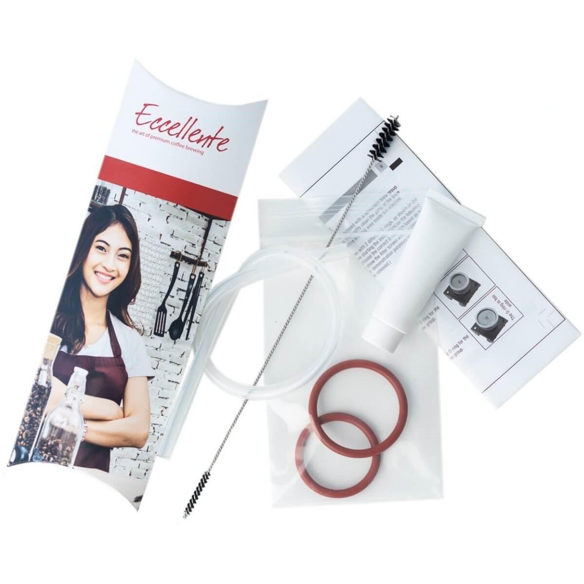 ECCELLENTE Clean & Care set voor  Philips Saeco