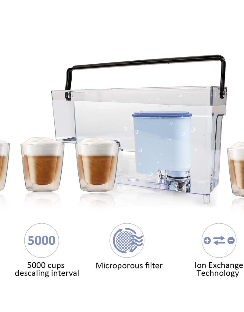 ECCELLENTE AquaClean Waterfilter
